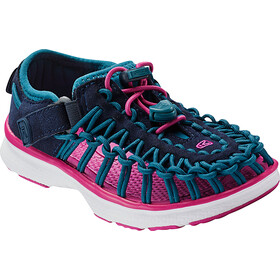 Keen Uneek O2 Chaussures Enfant, dress blues/very berry